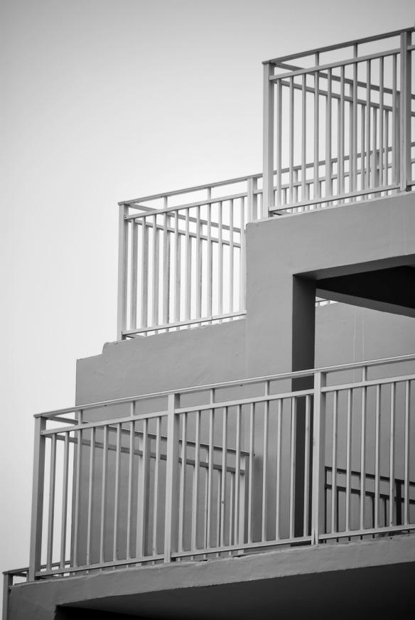 Florida Stairwell